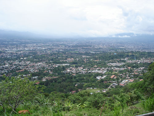 San Jose Costa Rica Daytime Webcam
